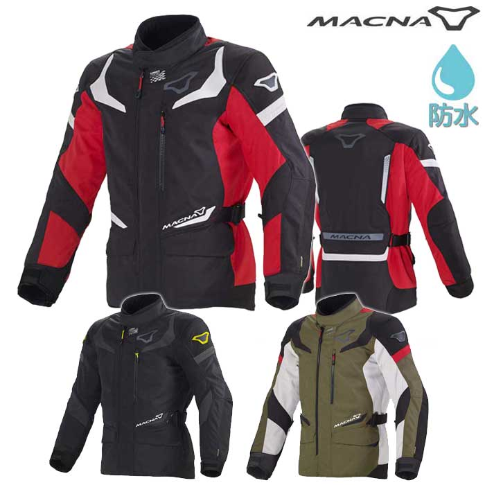 MACNA SEKTOR ライディングジャケット