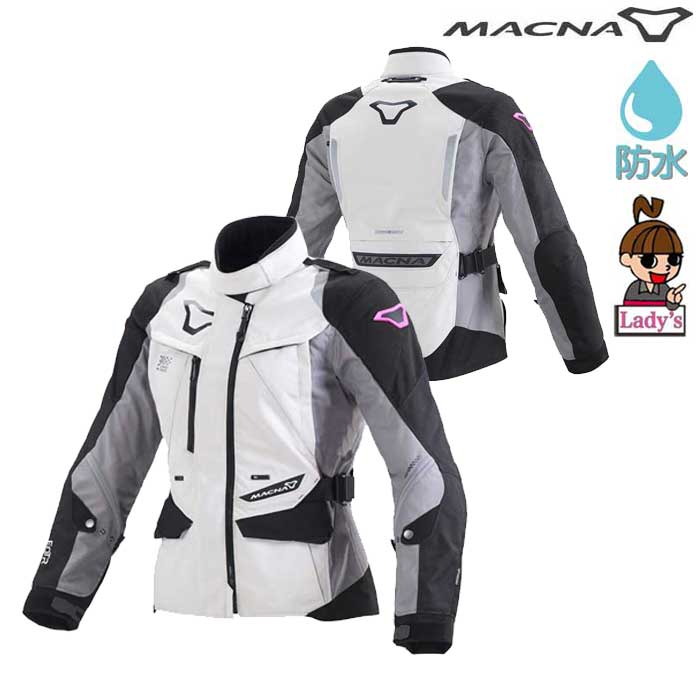 MACNA 【レディース】EQUATOR ライディングジャケット