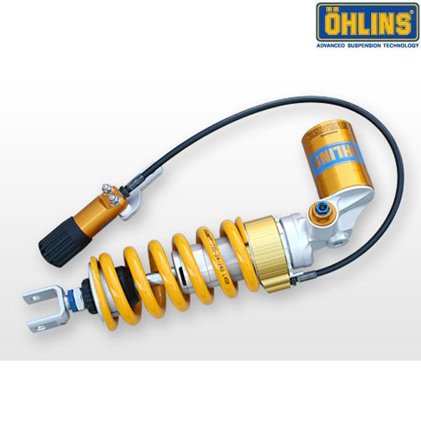 OHLINS YA817 リアショックアブソーバー S46PR1C1 XT660Z Tenere(2008-12)