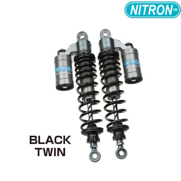 NITRON 【お取り寄せ】TSH81RB-BK リアショック TWIN Shock TWIN R3 Series  FORZA(2018)〔決済区分:代引き不可〕