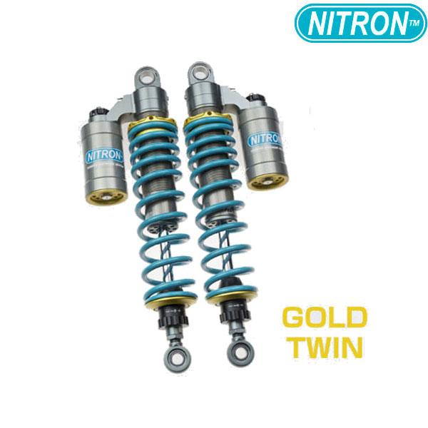 NITRON 【お取り寄せ】TSH81RG-TQ リアショック TWIN Shock TWIN R3 Series  FORZA(2018)〔決済区分:代引き不可〕