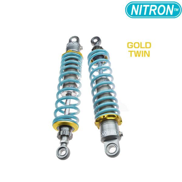 NITRON 【お取り寄せ】TSH81SG-TQ リアショック TWIN Shock TWIN R1 Series  FORZA(2018)〔決済区分:代引き不可〕