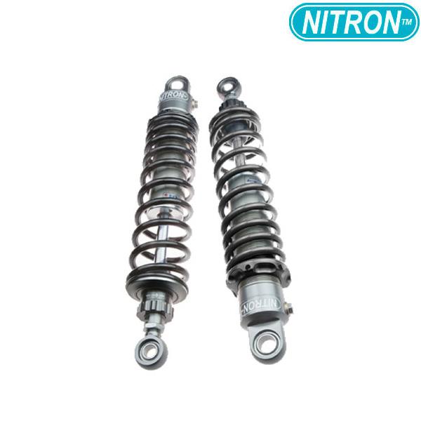NITRON 【お取り寄せ】TSY05SB-BK リアショック TWIN Shock TWIN R1 Series  NMAX(2018~)〔決済区分:代引き不可〕