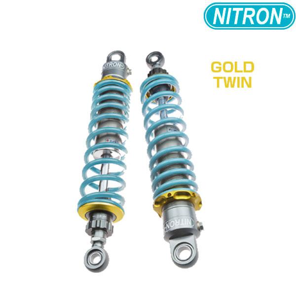 NITRON 【お取り寄せ】TSY05SG-TQ リアショック TWIN Shock TWIN R1 Series  NMAX(2018~)〔決済区分:代引き不可〕