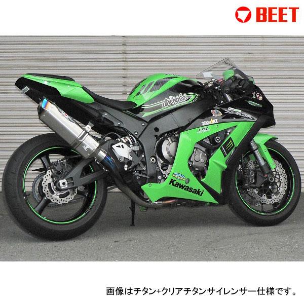 BEET JAPAN NASSERT-R Evo Type2 スリップオン ZX-10R (2011~15)