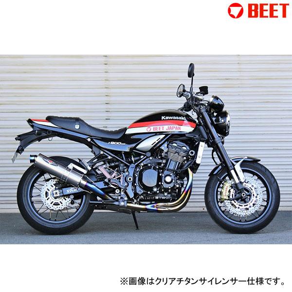 BEET JAPAN NASSERT-Evolution 3D STD フルエキゾーストマフラー  政府認証適合 Z900RS(2018) 4582346465041 0284-KE3-50 Z900