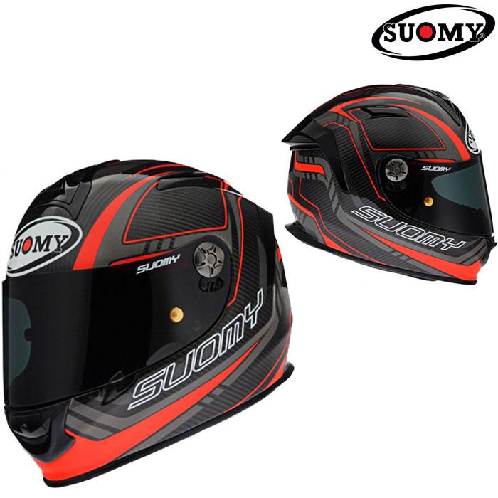 スオーミー SSR0031SR-SPORT CARBON RED  [カーボン レッド] フルフェイスヘルメット