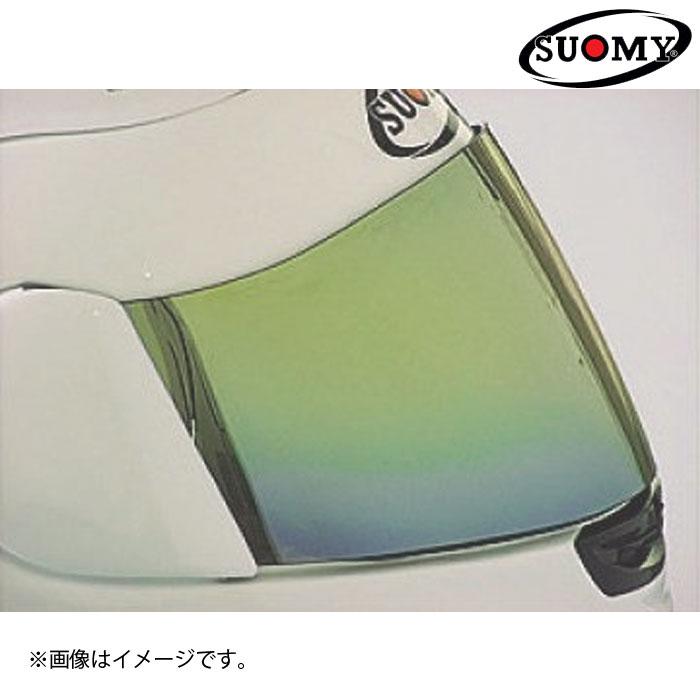 スオーミー S0315 SR-SPORT 日本特別仕様専用シールド ゴールド