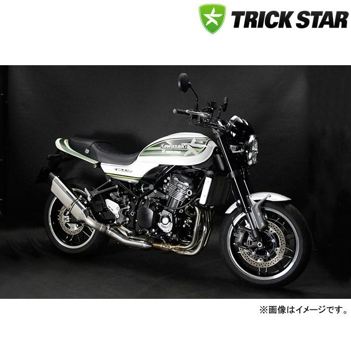 TRICK STAR 【お取り寄せ】〔WEB価格〕Z900RS レーシングスリップオンマフラー IKAZUCHI〔決済区分:代引き不可〕 4573269953500 RST-031-L4SC