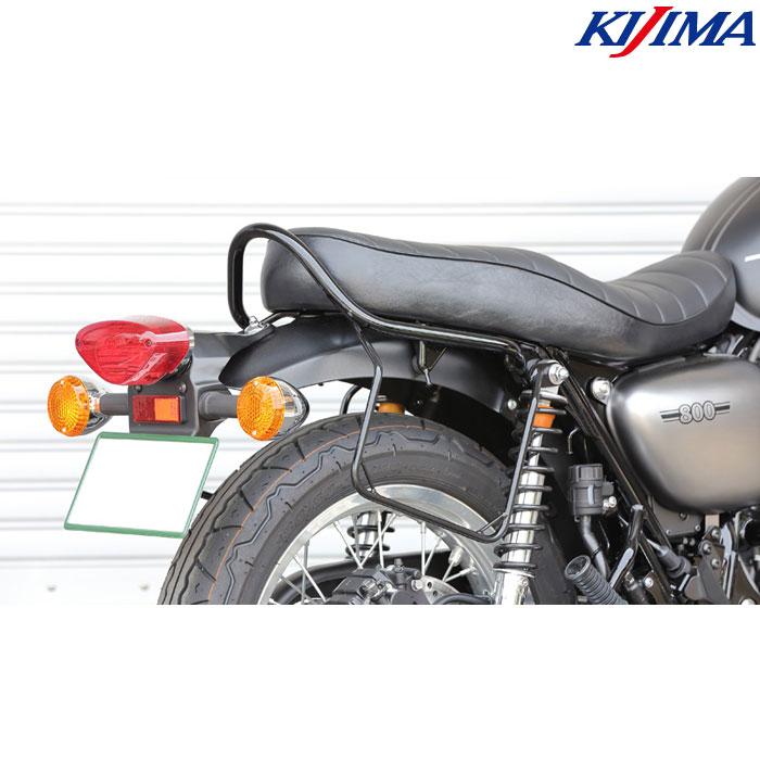 KIJIMA 〔WEB価格〕210-4972 バッグサポート ブラック W800(ストリート/カフェ)/650/400 右側用