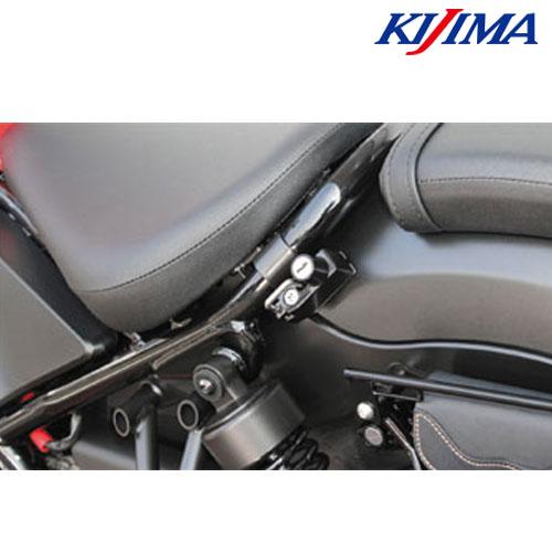 KIJIMA 〔WEB価格〕303-1597 ヘルメットロック ユニーバーサル Φ28.6mm
