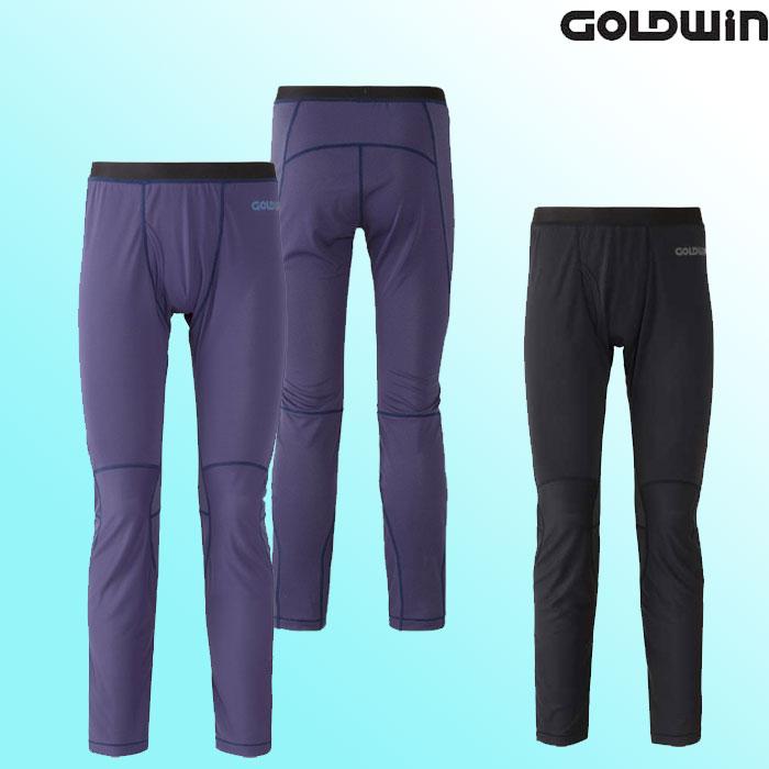 GOLDWIN 【WEB限定】GSM24804 DRYICE ライディングインナーパンツ 涼感 冷感インナー