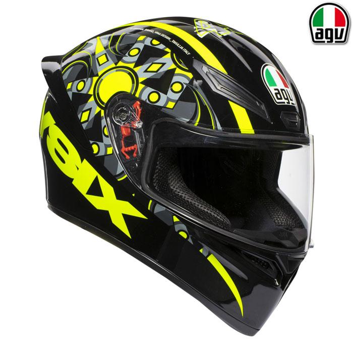 AGV 〔WEB価格〕K1 FLAVUM 46 【フラーウム】フルフェイスヘルメット