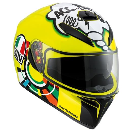AGV 【通販限定】『アウトレット品』K-3 SV MISANO 2011 フルフェイス ヘルメット