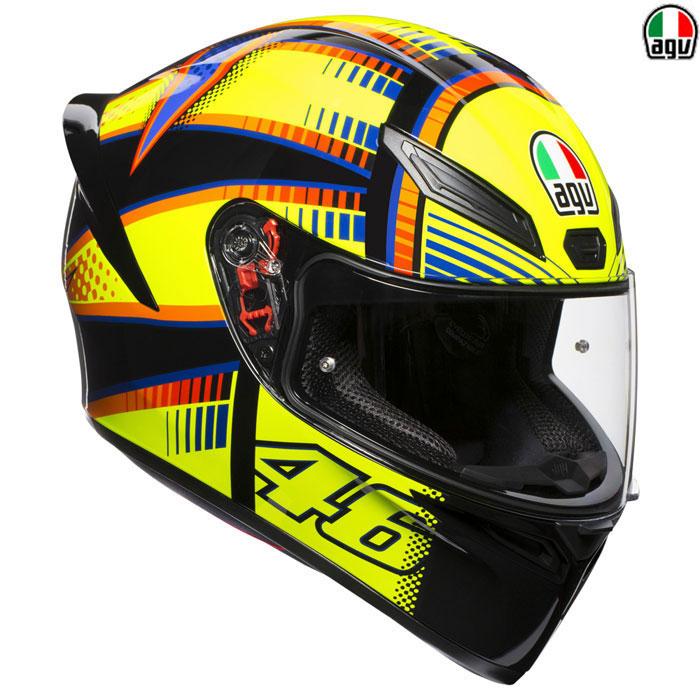 AGV 【通販限定】『アウトレット品』 K1 SOLELUNA 2015 ヘルメット