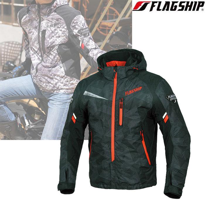 Flagship 〔WEB価格〕FJ-W194 アドバンスドGPCパーカー ジャケット ブラック