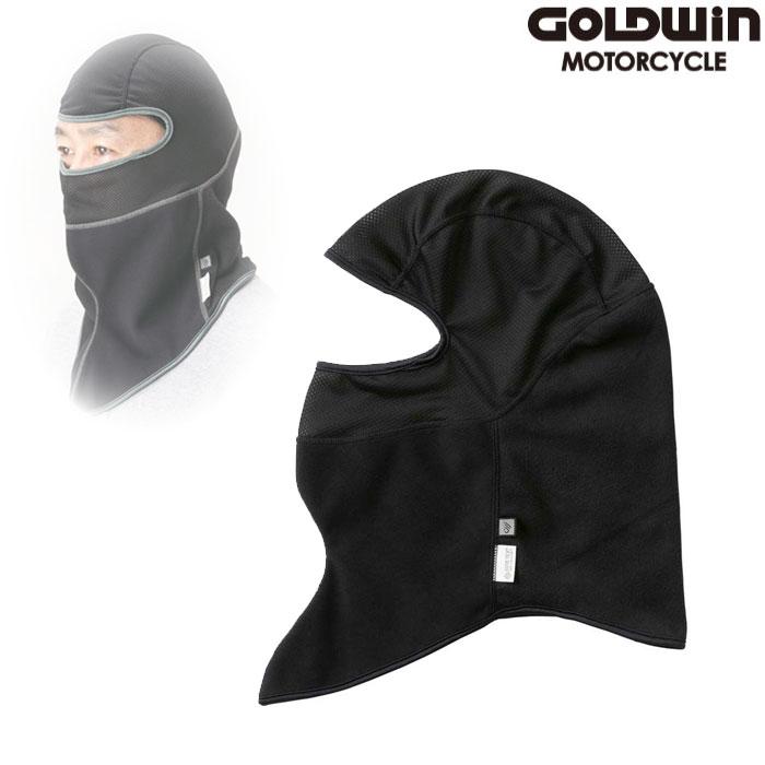 GOLDWIN GSM29952 GORE-TEXINFINIUM フルフェイスウォーマー ブラック(K)◆全2色◆