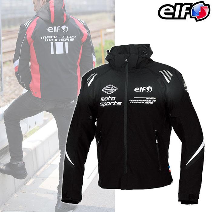 elf 〔WEB価格〕EL-9246 アルバーノストレッチパーカ ジャケット ◆全4色◆