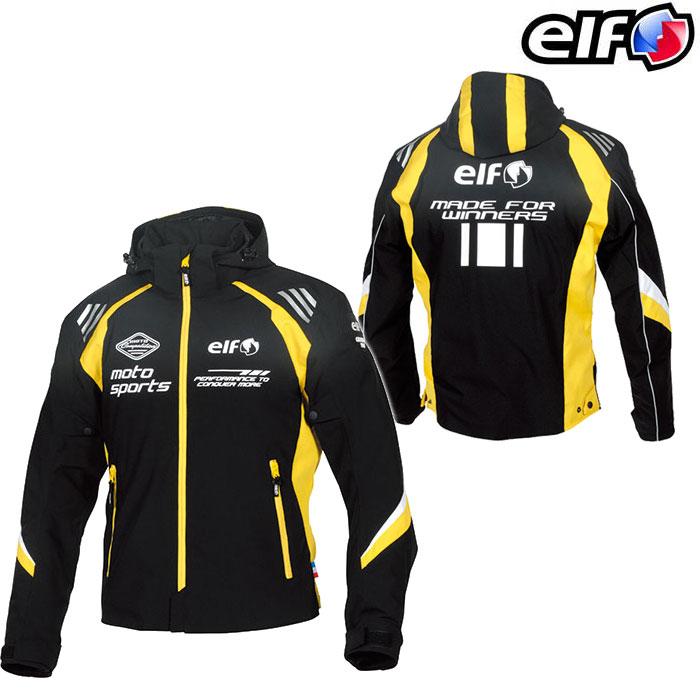 elf EL-9246アルバーノストレッチパーカジャケット イエロー◆全4色◆