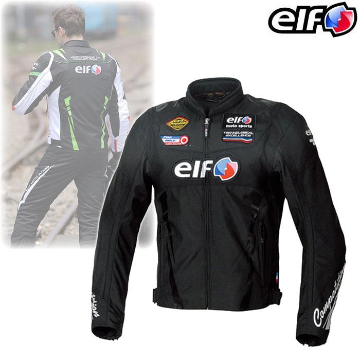 elf EL-9247 スヴェルトジャケット  ブラック◆全5色◆