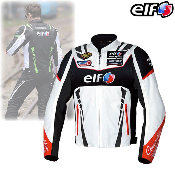 elf EL-9247 スヴェルトジャケット  ホワイト◆全5色◆