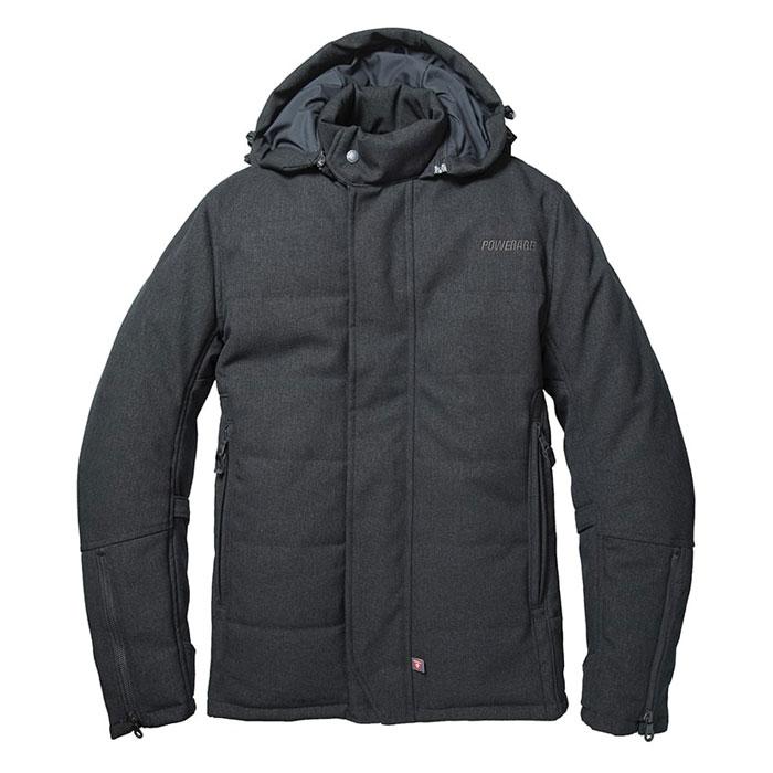 〔WEB価格〕PJ-19205 プリマロフトウォームパーカー ジャケット ブラック◆全4色◆