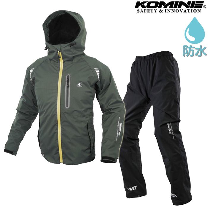 komine JKS-600 Protect Commuter Suit プロテクトコミュータースーツ ダークグレー ◆全2色◆