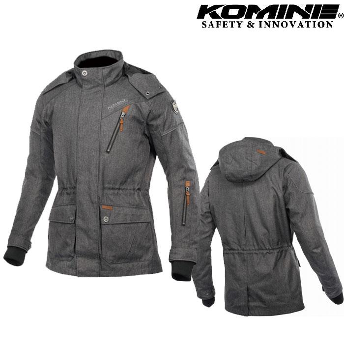 komine 〔WEB価格〕JK-601 Protect Urban W-Coat プロテクトアーバンウィンターコート
