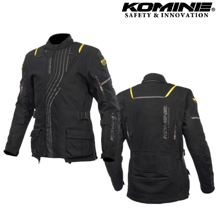 komine 〔WEB価格〕JK-605 Supreme Protect W-JKT スプリームプロテクトウインタージャケット