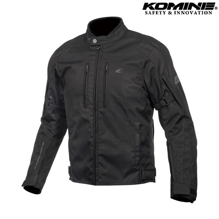 komine JK-603 Protect W-JKT プロテクトウィンタージャケット ブラック ◆全5色◆