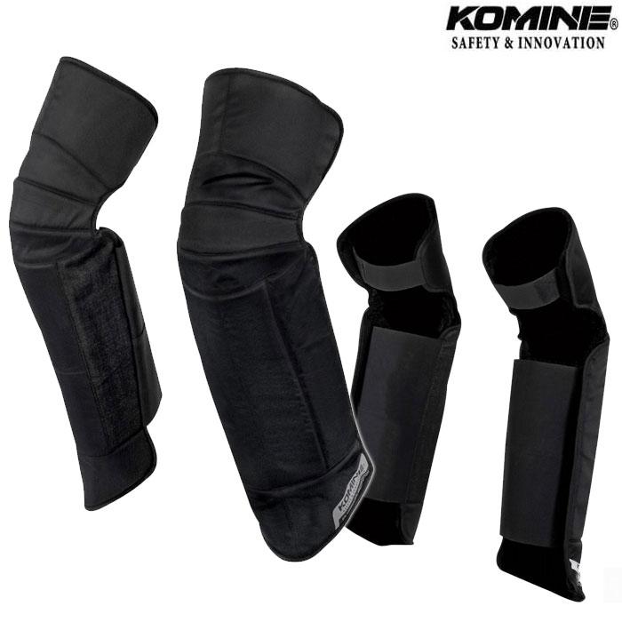 komine PK-923 プロテクトウォームチャップス ブラック◆全2色◆