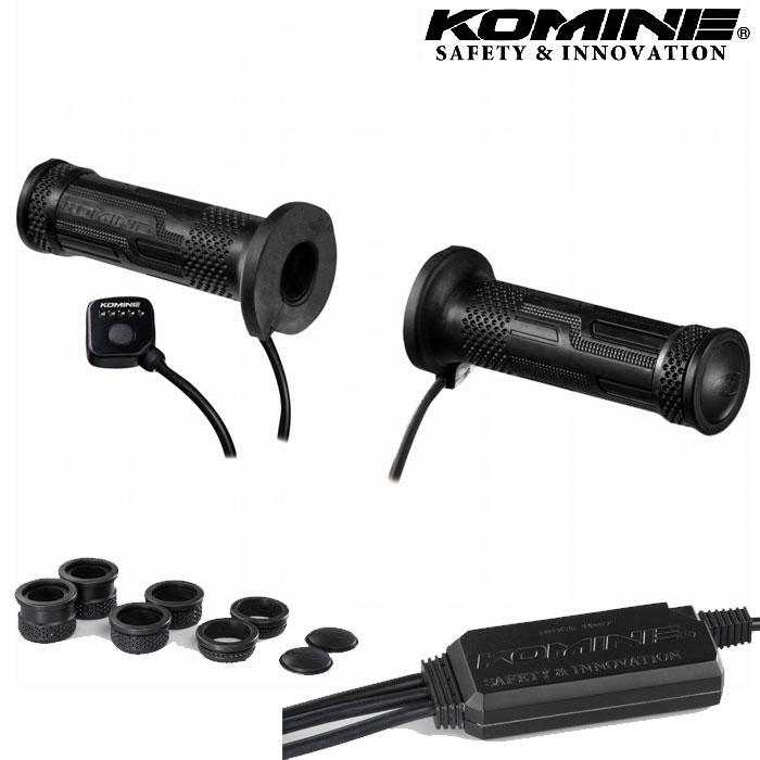 komine 〔WEB価格〕EK-301 12V グリップヒーター