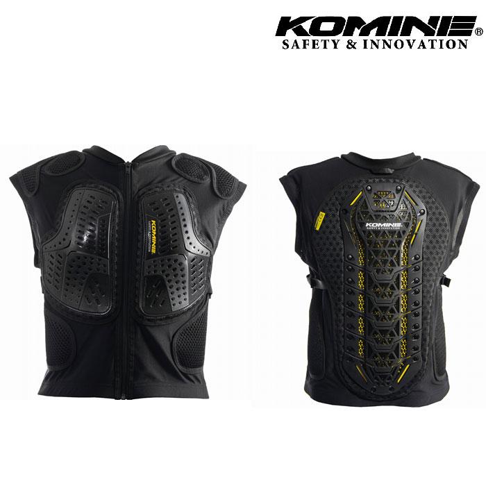 komine 〔WEB価格〕SK-820 CEレベル2 ボディプロテクションインナーベスト