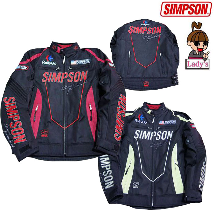 SIMPSON 【レディース】NSW-1902L Winter Jacket 防寒 防風
