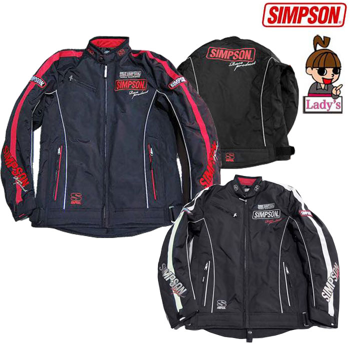 SIMPSON 【レディース】NSW-1904L Winter Jacket 防寒 防風