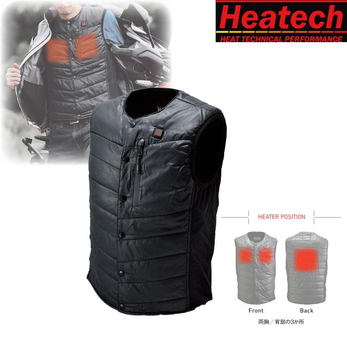HEATECH 〔WEB価格〕 HM5V_Heat Inner Vest 002