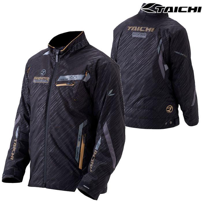 RSJ716 レーサー オールシーズン ジャケット インナー付 ブラック/ゴールド◆全4色◆