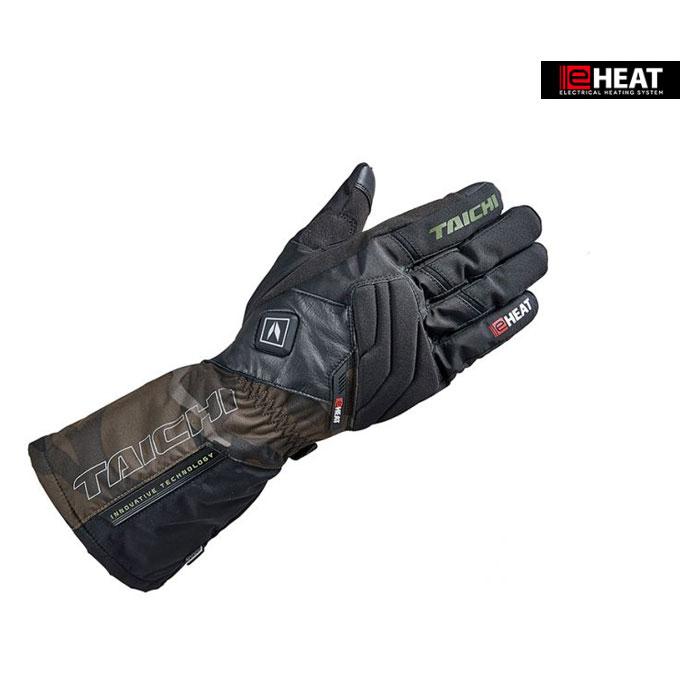 アールエスタイチ RST640 e-HEAT グローブ 電熱/防寒/防風 カモフラージュ ◆全4色◆