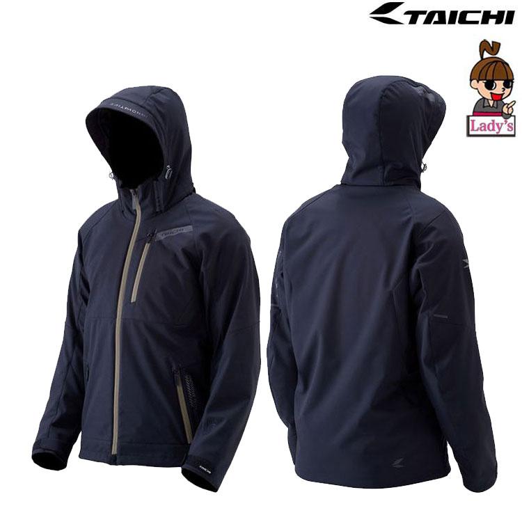 (レディース)RSJ720 ソフトシェル オールシーズン パーカ ジャケット COMBAT BLACK◆全5色◆