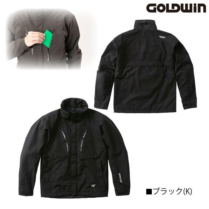 GOLDWIN GSM22901 ゴアテックスマルチクルーザージャケット ブラック(K)◆全4色◆