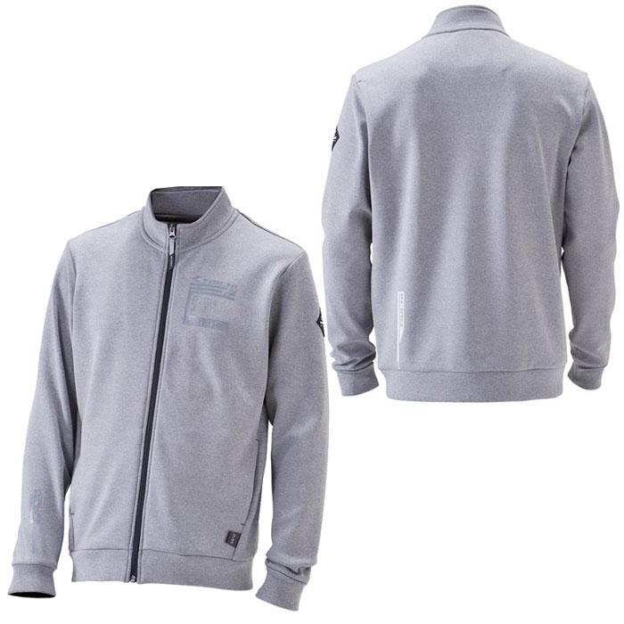 〔WEB価格〕RSU615 ウォームライド ジップ シャツ ARROW GRAY ◆全5色◆