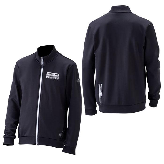 〔WEB価格〕RSU615 ウォームライド ジップ シャツ CODE BLACK ◆全5色◆