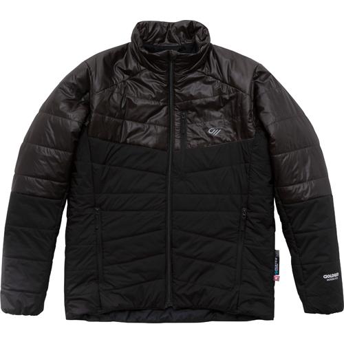 GOLDWIN 〔WEB価格〕GSM24950 プリマロフト インナージャケット ブラック(KK)◆全2色◆
