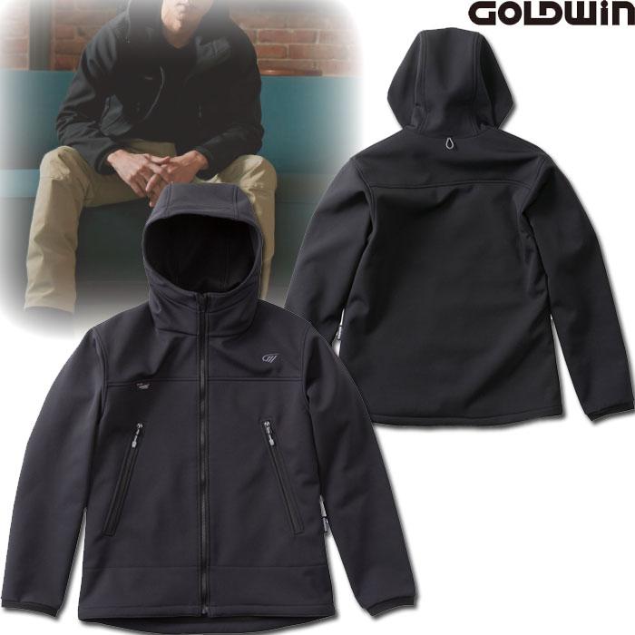 GOLDWIN 〔WEB価格〕GSM24953 ストレッチ フーデッドパーカー ジャケット