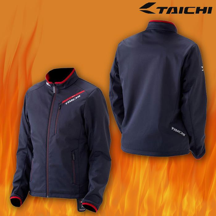 〔WEB価格〕RSU622 e-HEAT インナージャケット 電熱/防寒/防風 ブラック ◆全2色◆