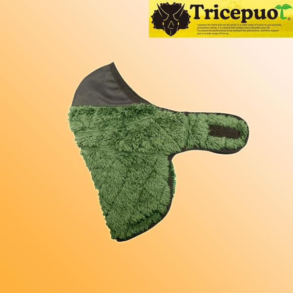 GPカンパニー TCP-0911 マイクロフリースボアフェイスマスク カーキ◆全4色◆