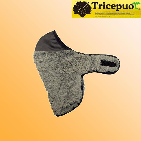 GPカンパニー TCP-0911 マイクロフリースボアフェイスマスク グレー◆全4色◆