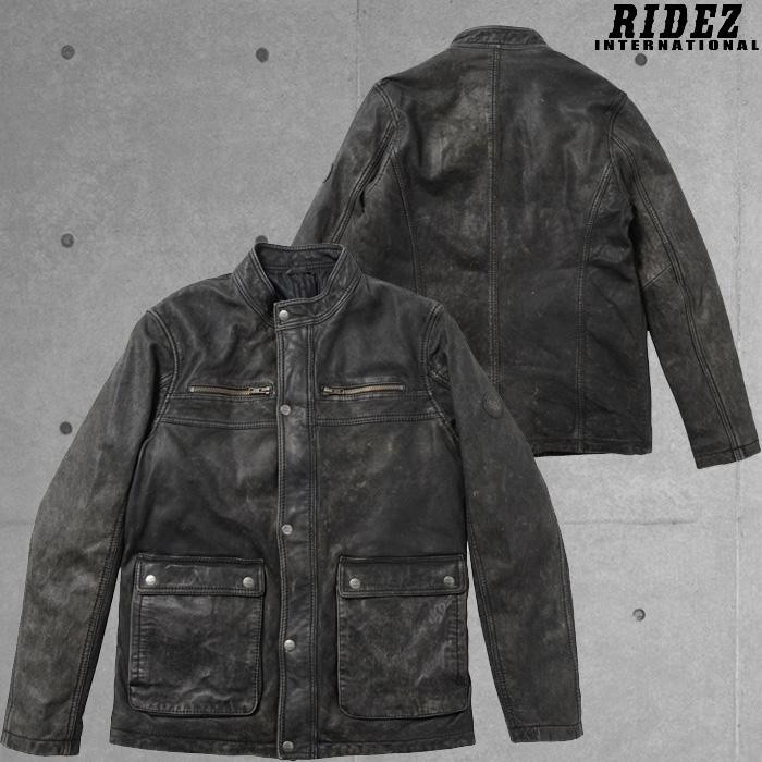 【通販限定】RLWJ420 Shuffle2レザージャケット