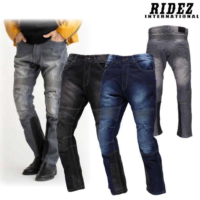 RIDEZ 〔WEB価格〕RDB01 BIKER DENIM デニム