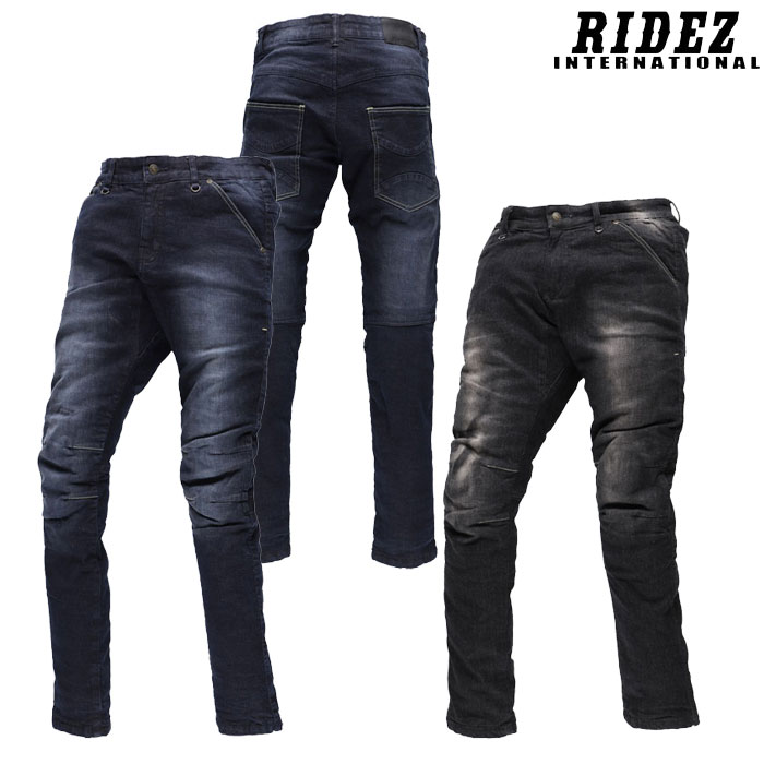RIDEZ RDB04 FULL KEVLAR DENIM デニム
